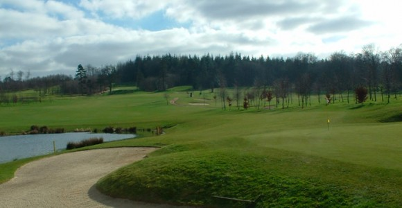 2nd Green, Westerham Course