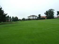 Real Golf de Pedrena  5th green before renovation